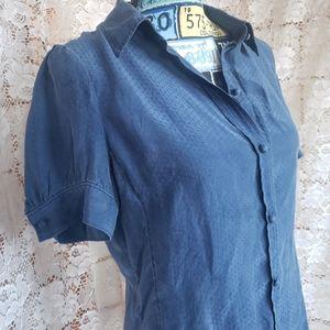 Banana Republic Silk blouse Medium